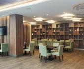 Мебель для посетителей в отеле