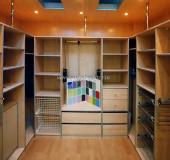 Мебель в гардеробную 08