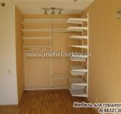 Мебель в гардеробную 22