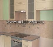 Кухня из массива 03