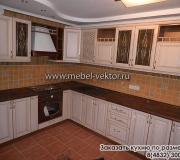 Кухня из массива 06