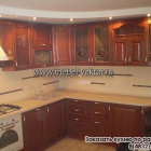 Кухня из массива 08