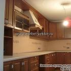 Кухня из массива 09
