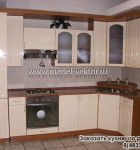 Кухня из МДФ 01