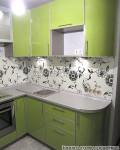 Кухня из МДФ 08