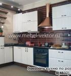 Кухня из МДФ 17