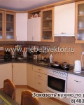 Кухня из МДФ 18