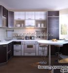 Кухня из МДФ 38