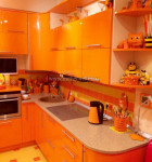 Кухня из МДФ 71