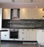 Кухня из МДФ 83