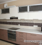 Кухня из МДФ 02