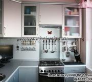 Кухня из МДФ 10