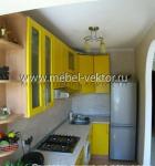 Кухня из МДФ 16