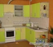 Кухня из МДФ 21