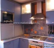 Кухня из МДФ 24