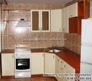Кухня из МДФ 26
