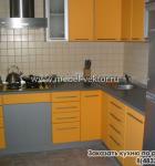 Кухня из МДФ 27