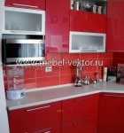 Кухня из МДФ 29