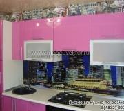 Кухня из МДФ 62