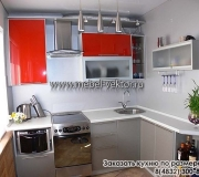 Кухня пластик 05