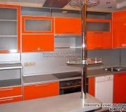 Кухня пластик 33