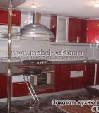 Кухня пластик 39