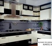 Кухня пластик 41
