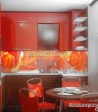 Кухня пластик 65