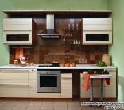 Кухня пластик 66