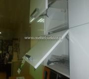 Кухня из пластика 07