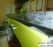 Кухня из пластика 11