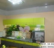 Кухня из пластика 15