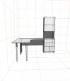Компьютерный стол 1
