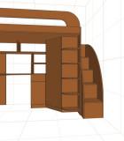 Кровать 2-х ярусная<br />от 15000 руб