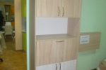 Шкаф с партой 2