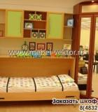 Шкаф - кровать 10