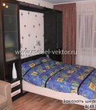 Шкаф - кровать 04