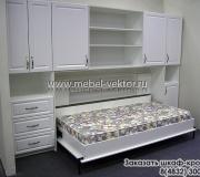 Шкаф - кровать 05
