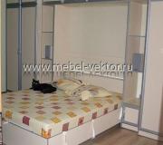 Шкаф - кровать 06