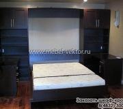 Шкаф - кровать 08