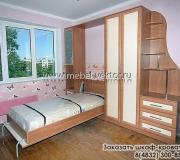 Шкаф - кровать 09