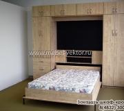 Шкаф - кровать 18