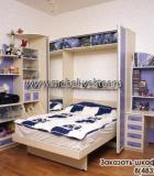 Шкаф - кровать 25