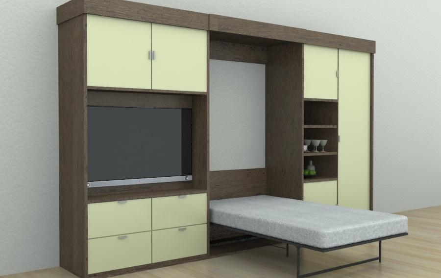 Шкаф кровать в Брянске